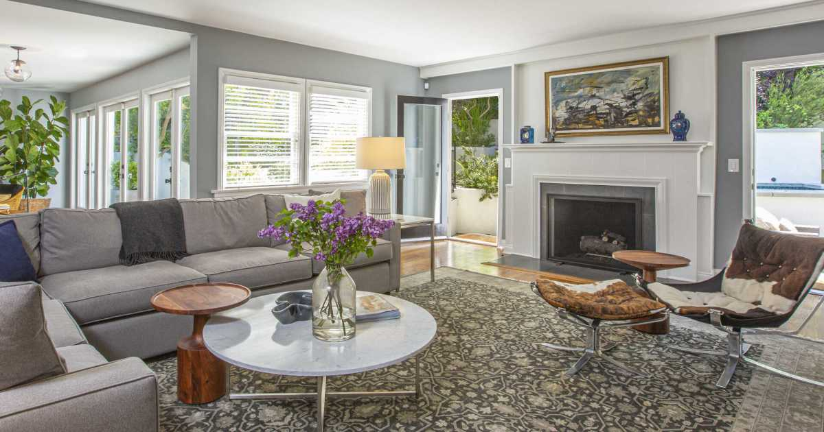 Beachwood Canyon traditionally with Oscar ties looking for $ 2.4 million