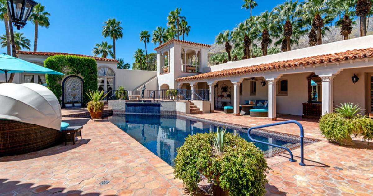 Hot Property: The Palm Springs ranch at Gene Autry sells for $ 7 million