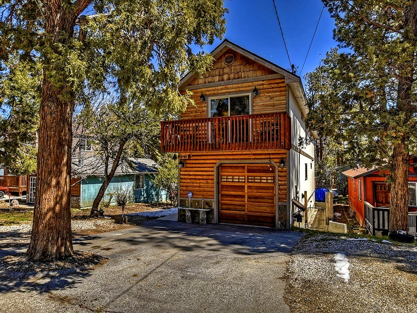 Hot Property | What $ 250,000 was bought in the mountains of San Bernardino County