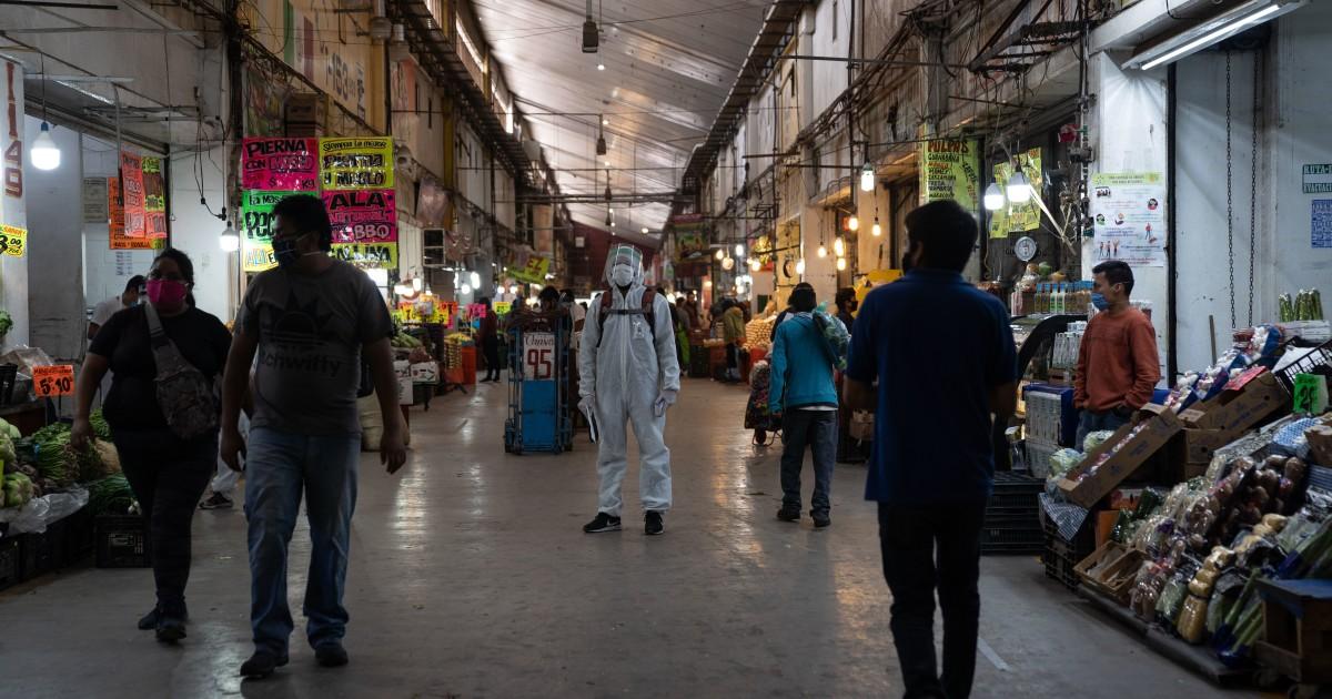 Coronavirus: In Mexico, left-wing presidents cut spending
