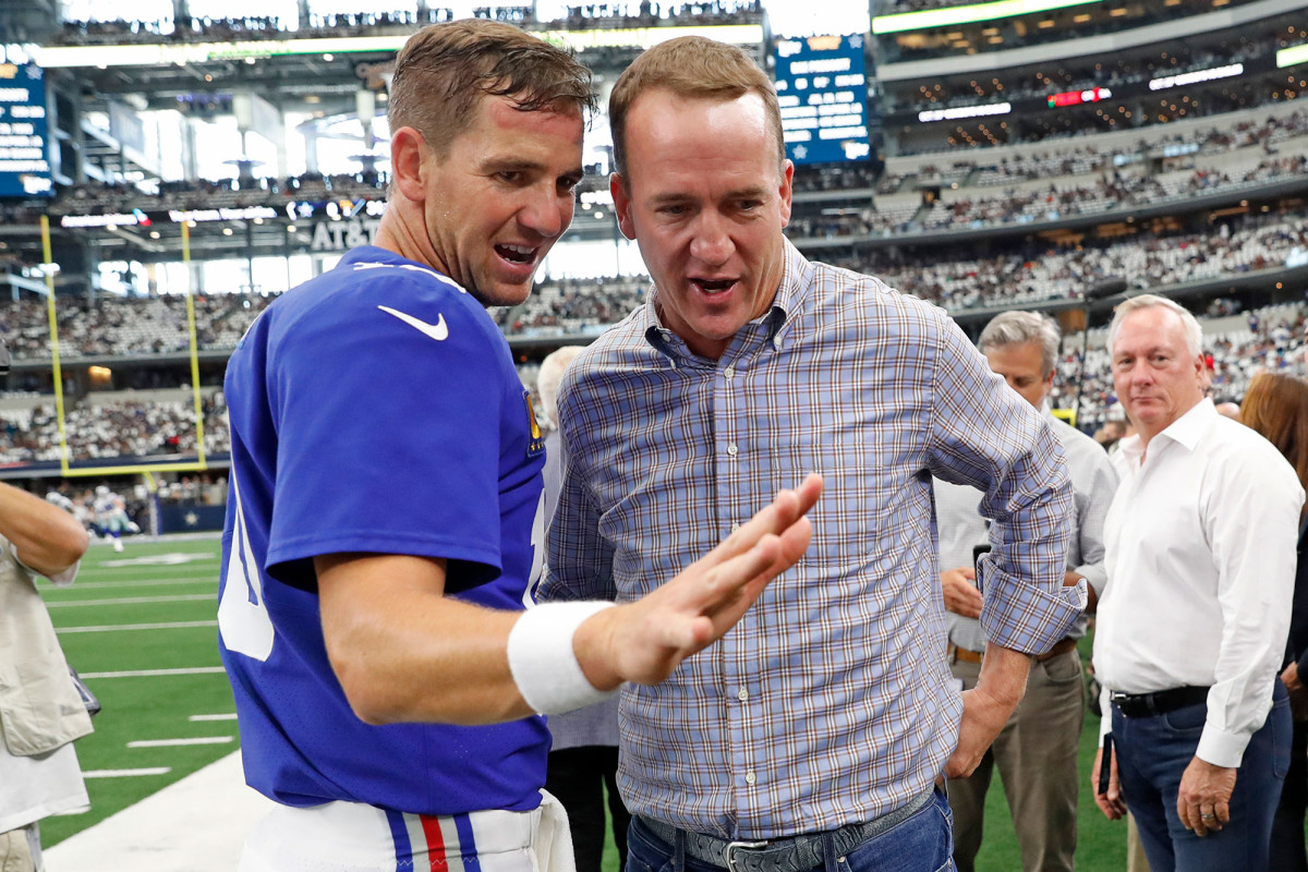 Peyton, Eli Manning is ready to debut $ 200 per bottle of bourbon
