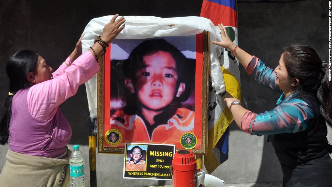 The history of the Dalai Lama's exile