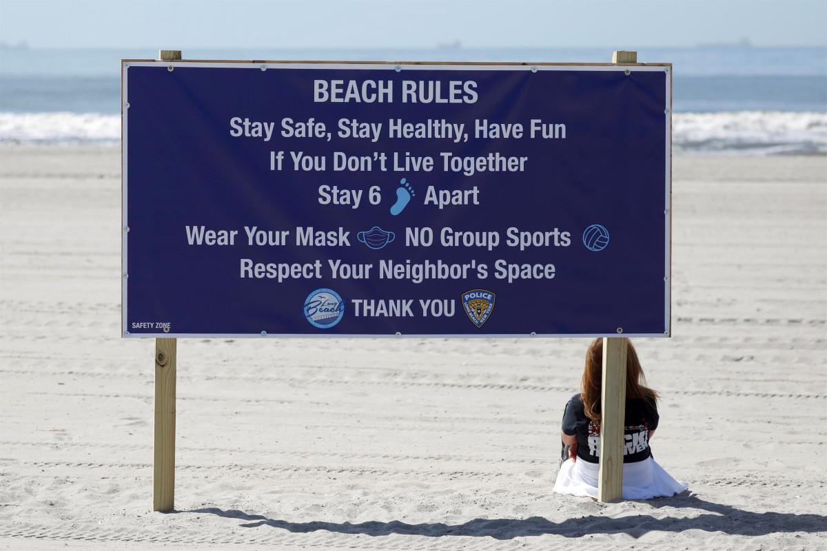 De Blasio, Shea debates the best NYC beaches ahead of Memorial Day weekend