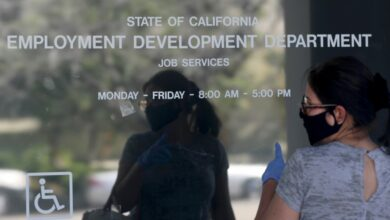 Photo of April unemployment rate in California 15.5%; 2.3 million jobs lost