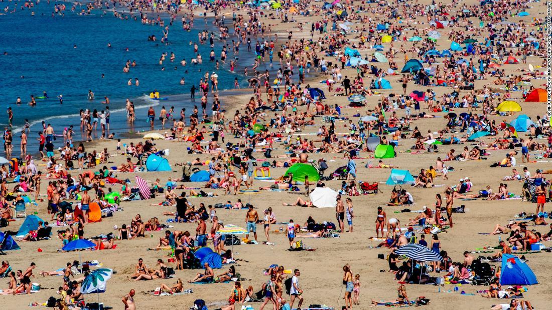 Coastal chaos threatens Europe as temperatures rise