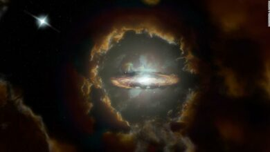 Photo of Astronomers discovered the Wolfe Disk, a galaxy that should not exist, in a distant universe