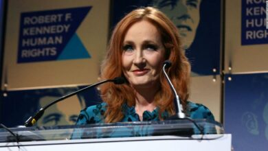 Photo of J.K. Rowling surprised fans by revealing the truth around the origin of Harry Potter