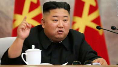Photo of Kim Jong Un: North Korean leader wants to increase 'nuclear war deterrence'