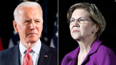 Photo of Elizabeth Warren: Democrats see it as a rising VP challenger as the coronavirus overhaul the 2020 race