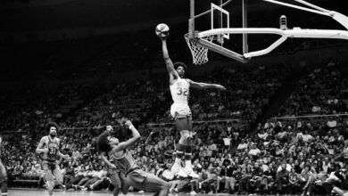Photo of Julius Erving is only the Net to secure the goalscorer title