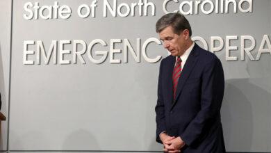 Photo of The North Carolina coronavirus surged ahead of the GOP convention
