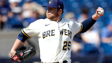 Photo of Brewers' Brett Anderson tore up the latest MLB return proposal