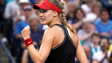 Photo of How Eugenie Bouchard is fighting online haters
