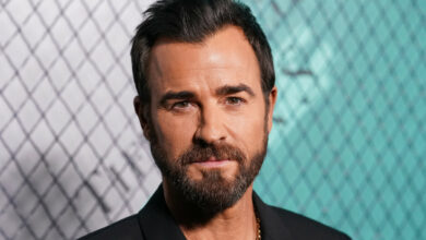 Photo of Justin Theroux accused NYC of neighboring partner abuse