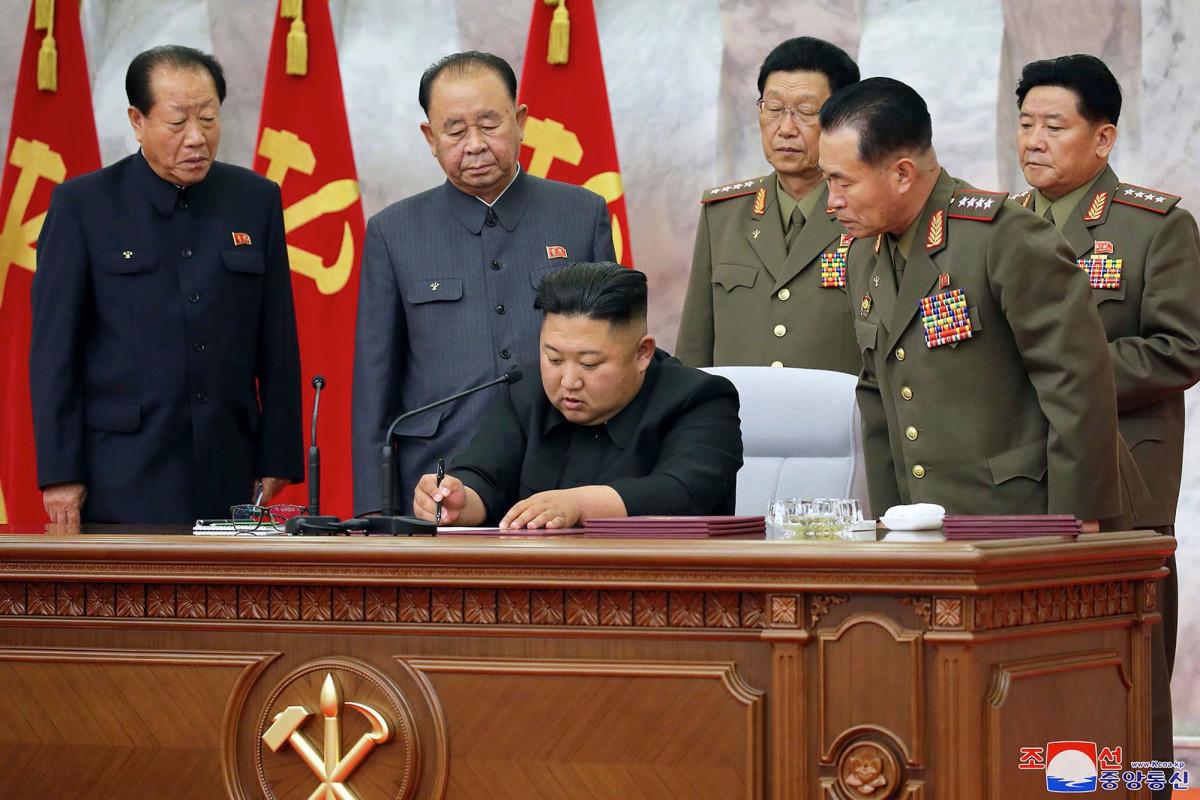The US is demanding North Korea in a $ 2.5 billion sanction scheme