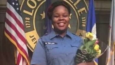 Photo of Breonna Taylor: 7 people shot in protest at the fatal police shooting of Breonna Taylor, police said