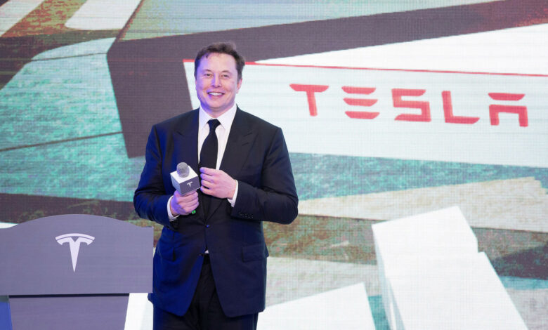 Tesla Makes Its Goals, Which Could Make Musk $770M