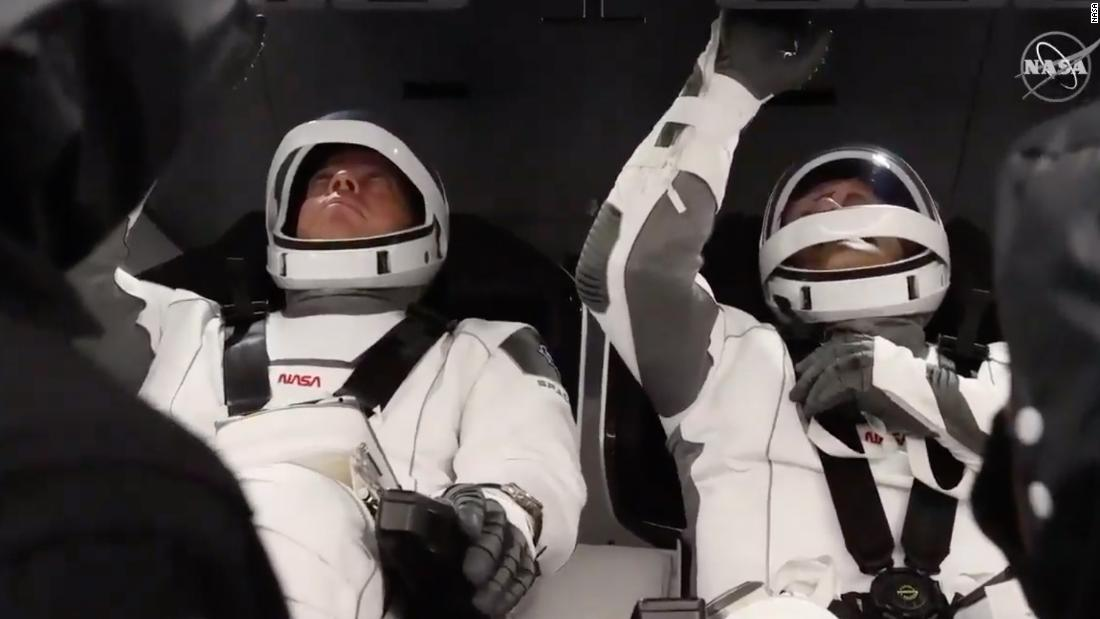 SpaceX and NASA launch Crew Dragon in Florida: Immediate renewal