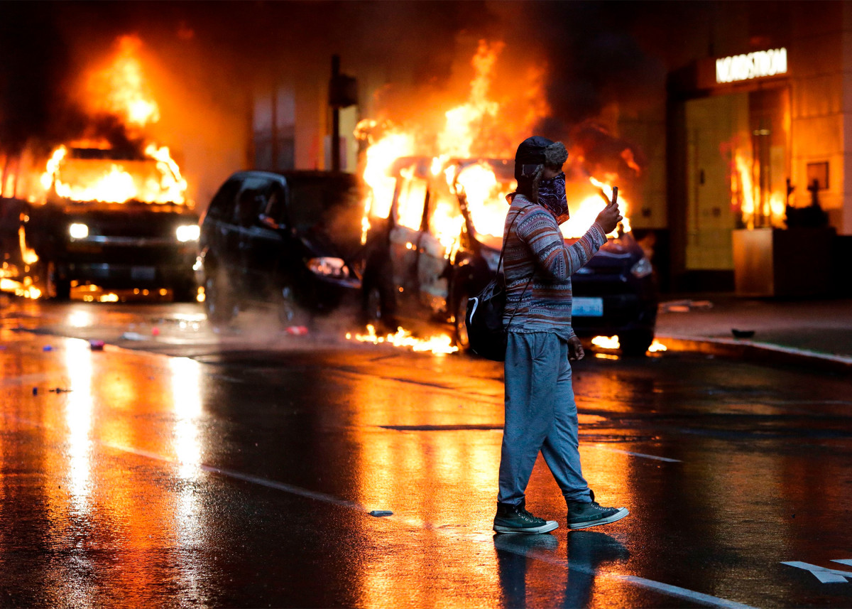 Don't let the riots thwart America's search for justice