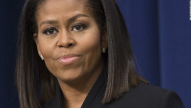 Photo of Michelle Obama: It's up to everyone to eradicate racism