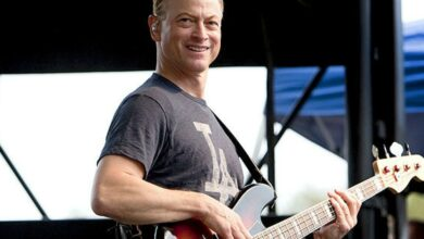 Photo of Actor Gary Sinise sought $ 3.8 million for Calabasas farmhouse