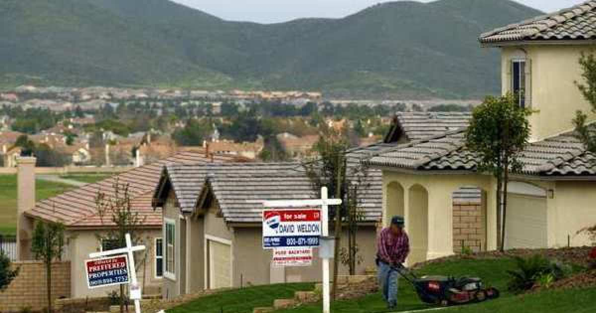 Homeowners who cannot pay a mortgage get a deferral option