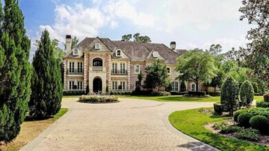 Photo of Hot Property: NFL star Adrian Peterson prepares to lose home in Texas