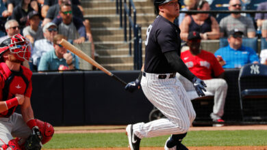 Photo of Luke Voit of the Yankees has appreciated the faith of Brian Cashman