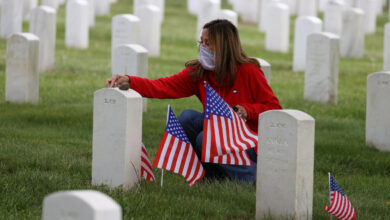 Photo of Memorial Day is even more heartbreaking for veteran relatives in the midst of coronavirus