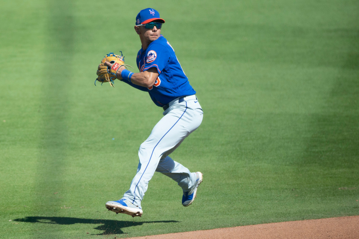 Mets prospect Andres Gimenez has the opportunity to be 'very special'