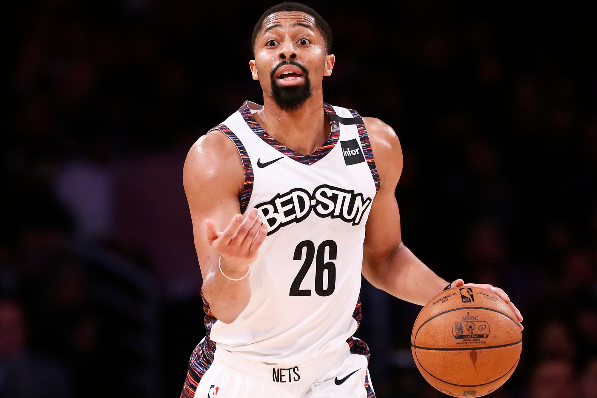 Spencer Dinwiddie allowing fans to decide his next team