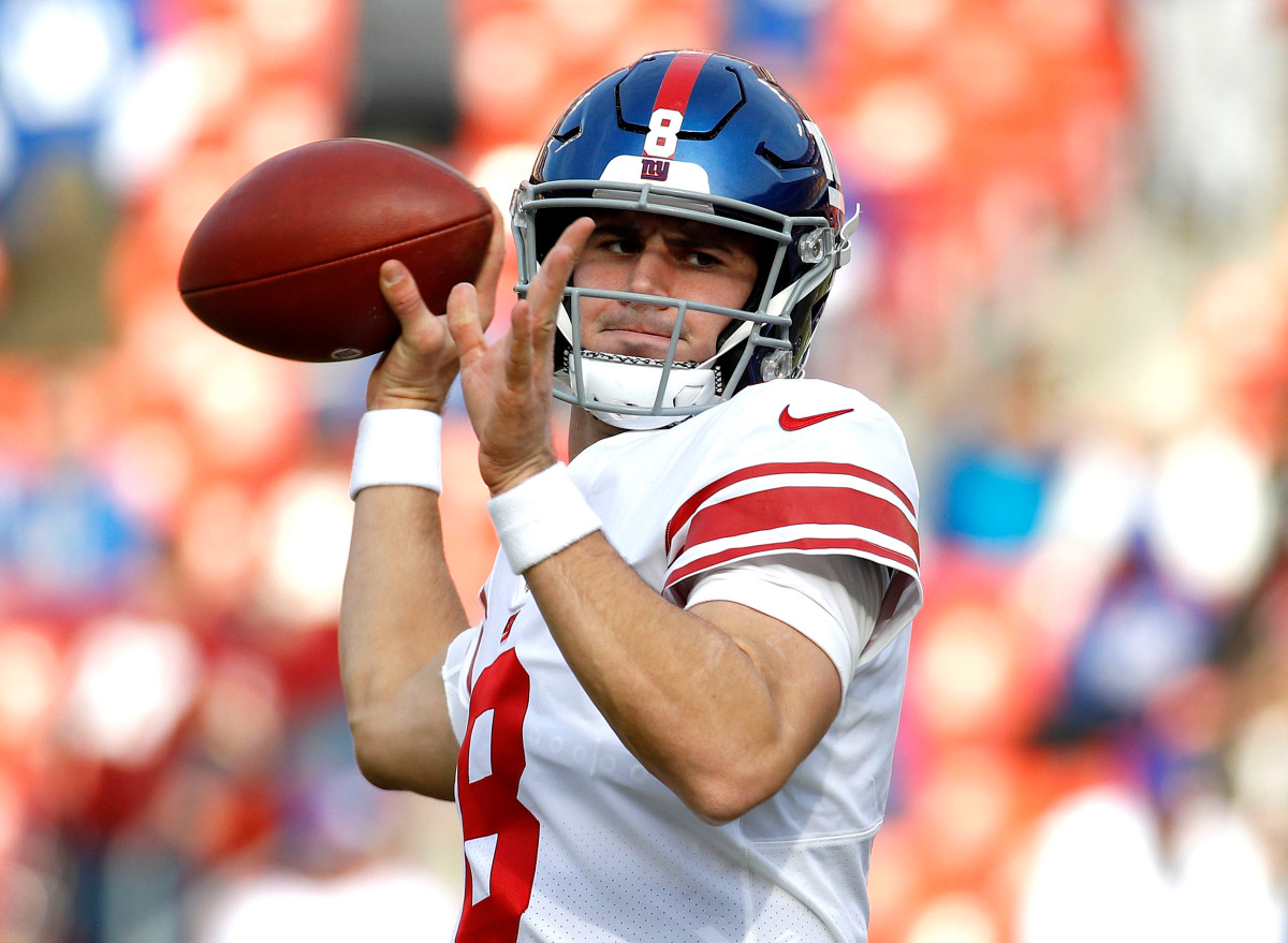 The giant is looking for Daniel Jones to make a big jump in Year 2