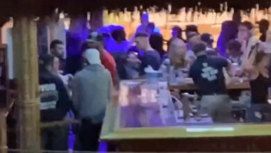 Photo of The video shows the crowd at the Long Island bar despite the closure of the coronavirus