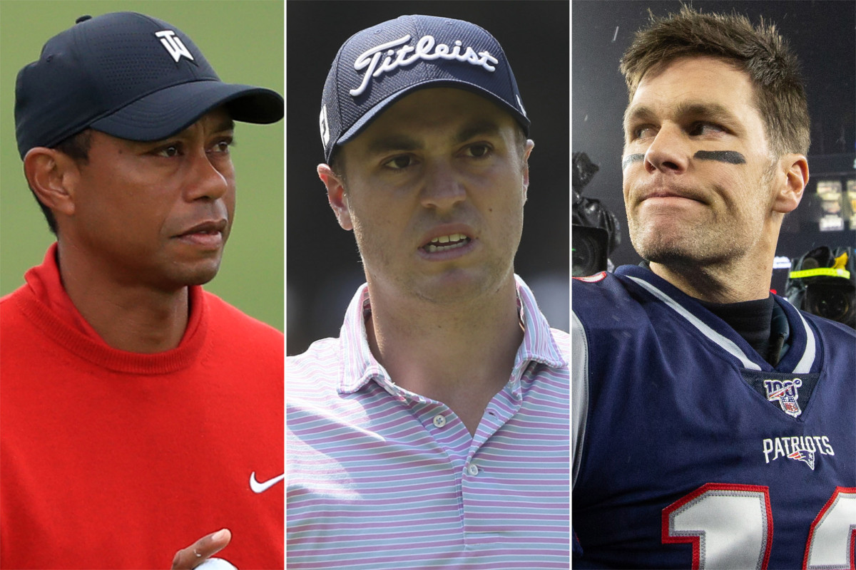Tiger, Mickelson, Brady, Manning will want to 'destroy each other'