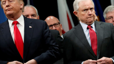 Photo of Trump is right to stab Jeff Sessions: Goodwin