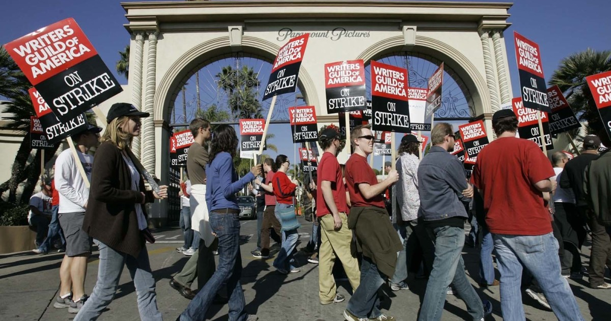 Unions flex their muscles as Hollywood scrambles to get back to work