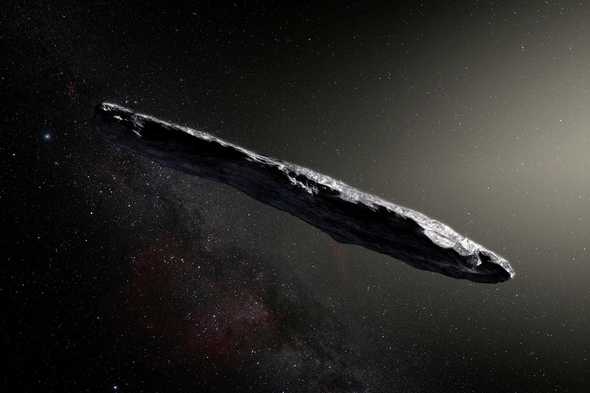 Mysterious interstellar 'Oumuamua can be made from something almost unheard of in science
