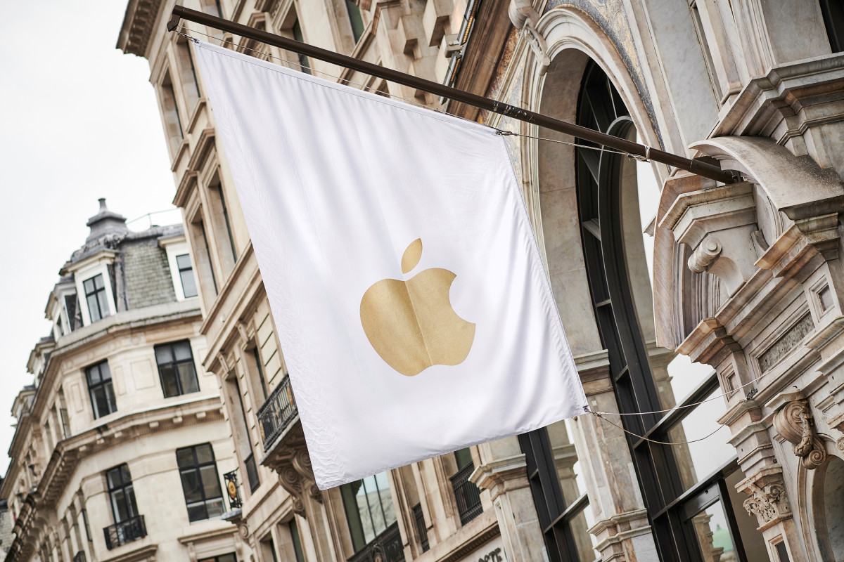 Apple tracked an iPhone that was stolen by looters