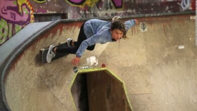 Photo of Sky Brown: Skateboarder, 11, was hospitalized after falling in horror