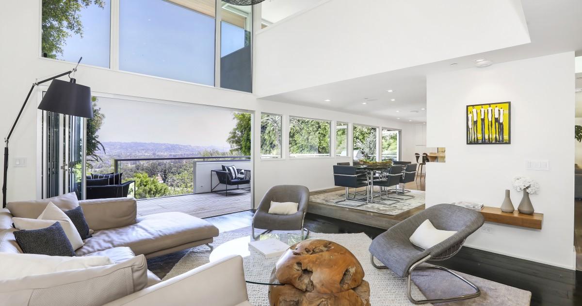 Hot Property: Hiram Kwan's residence in Los Feliz sells