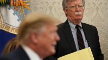 Tear down Bolton's account of the White House in chaos