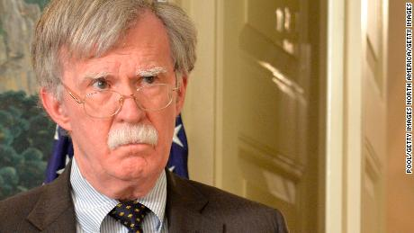 What we learned from John Bolton's amazing story about working with Trump