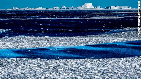 Scientists have recorded the first heat wave in this part of Antarctica