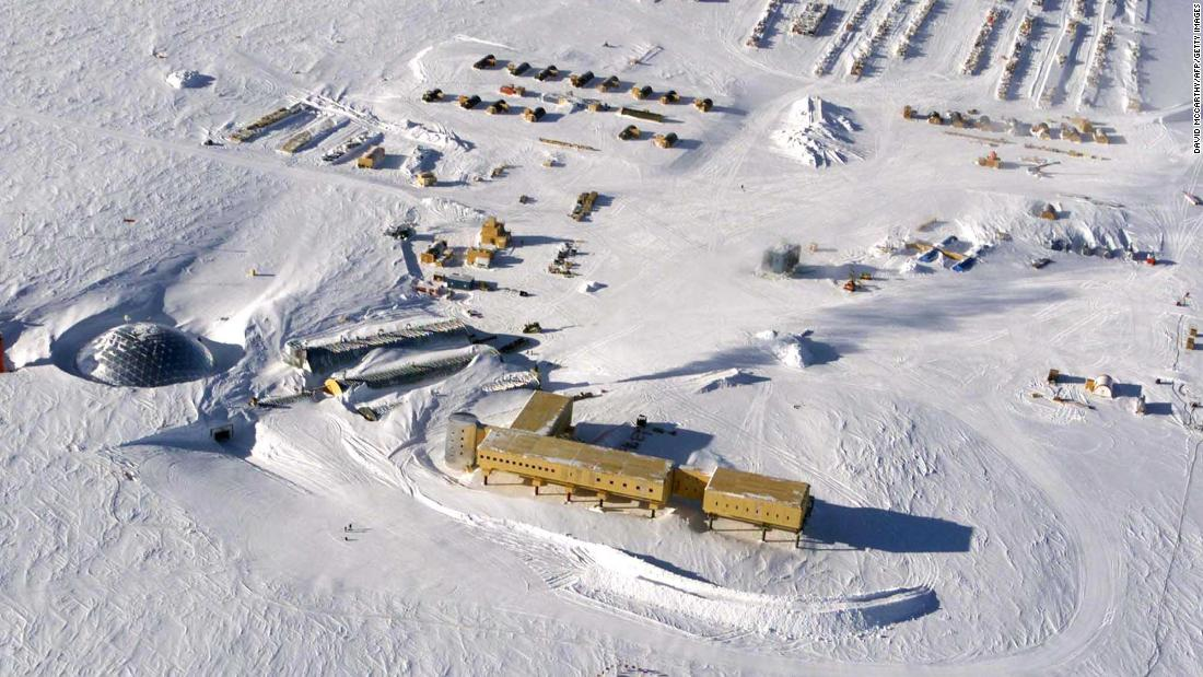 South Pole warming three times faster than rest of Earth