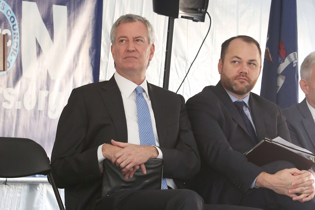 De Blasio, the Board is close to a budget deal with a NYPD $ 1 billion cut