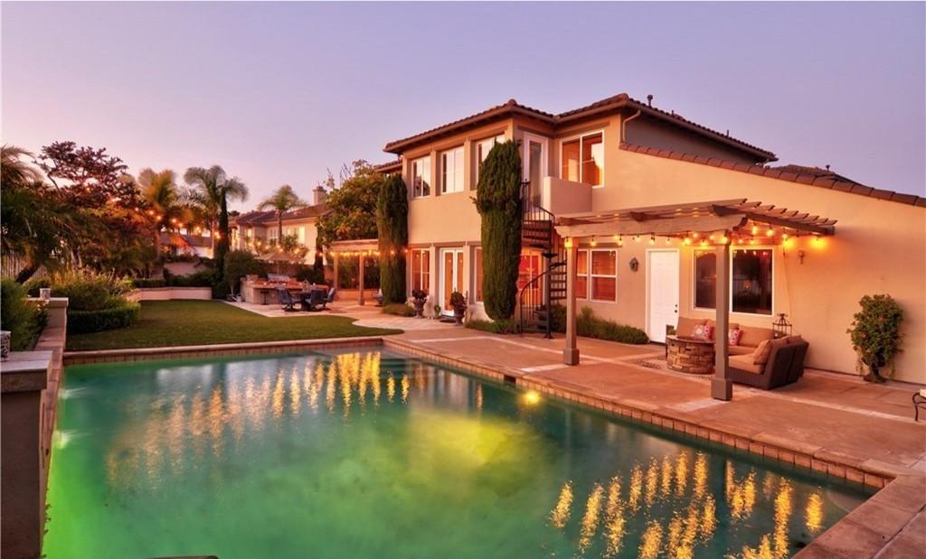 Dexter Hollands Hus i Huntington Beach, CA