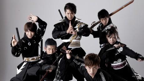 Ninja wants: Japan recruits six secret spies