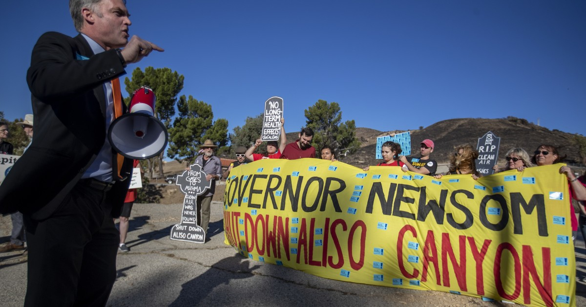 Remember Aliso Canyon? SoCalGas tried to delay the security test