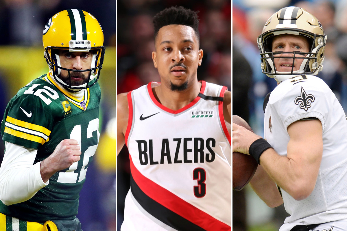 'We need more Aaron Rodgers and less Drew Brees'