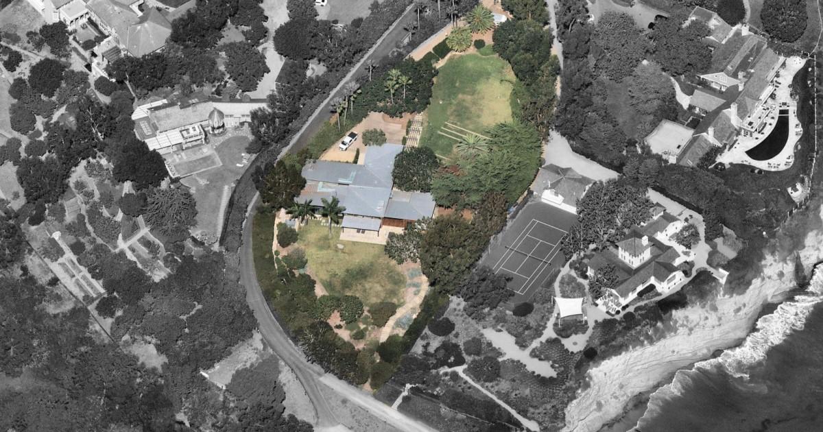 Hot Property: Tech billionaire buys James Perse Malibu's estate